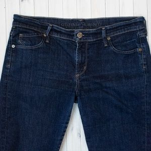 Citizens of Humanity Low Rise Skinny Size 32